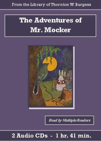 Adventures of Mr. Mocker - St. Clare Audio