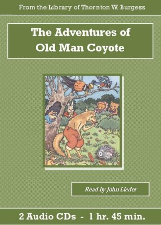 Adventures of Old Man Coyote - St. Clare Audio