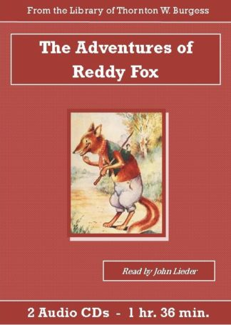 Adventures of Reddy Fox - St. Clare Audio