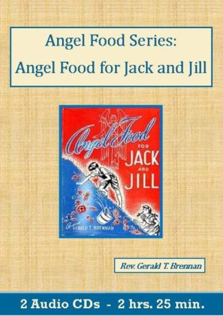Angel Food for Jack and Jill - St. Clare Audio