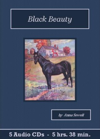 Black Beauty Audiobook CD Set - St. Clare Audio