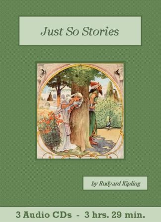 Just So Stories - St. Clare Audio