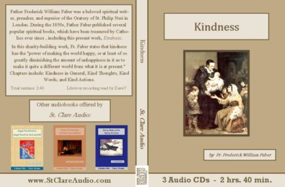 Kindness - St. Clare Audio