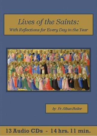 Lives of the Saints - With Reflections for Every Day in the Year - St. Clare Audio