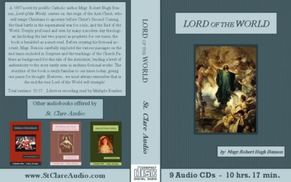 Lord of the World - St. Clare Audio