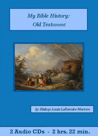 My Bible History Old Testament - St. Clare Audio