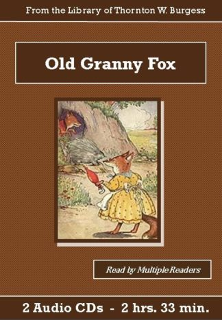 Old Granny Fox Children's Audiobook CD Set - St. Clare Audio
