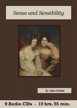 Sense and Sensibility Audiobook CD Set - St. Clare Audio