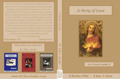 Story of Love A - St. Clare Audio