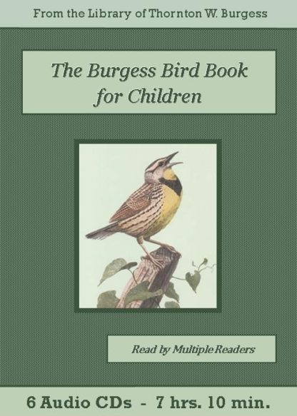 The Burgess Bird Book for Children Audiobook CD Set - St. Clare Audio