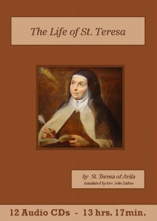 The Life of St. Teresa - St. Clare Audio