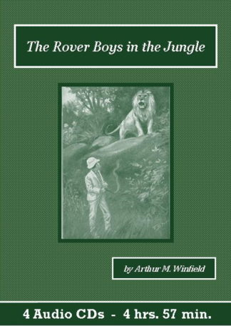 Rover Boys in the Jungle Audiobook CD Set, The