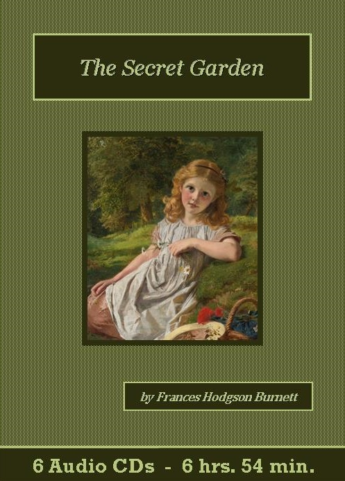 The Secret Garden Audiobook CD Set - St. Clare Audio