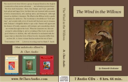 The Wind in the Willows Audiobook CD Set - St. Clare Audio